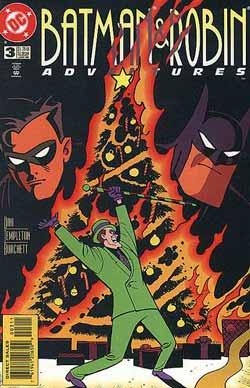 Batman & Robin Advs #3, 1995