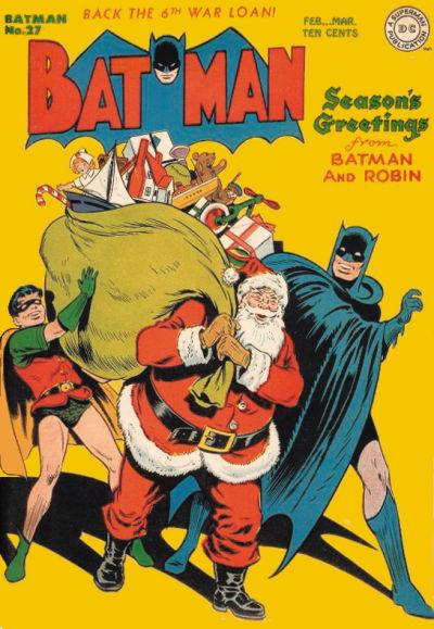 Batman #27, 1944