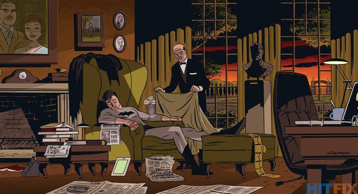 Detective Comics V2 #37, 2014