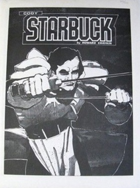 Cody Starbuck 1978 B&W Portfolio