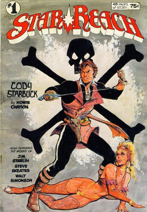 Star Reach # 1   1974