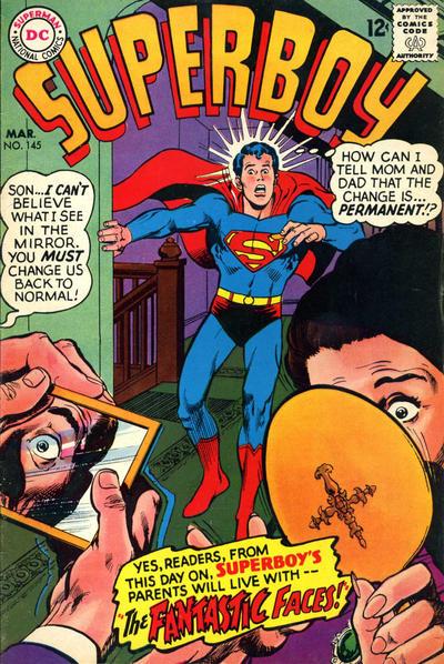 Superboy  #145   March 1968