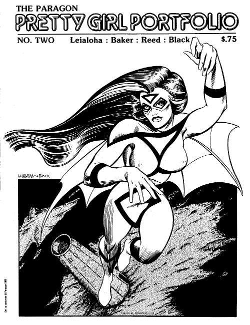 Spider-Woman by Steve Leialoha & Bill Black