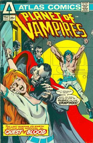 Planet of Vampires # 2    April 1975