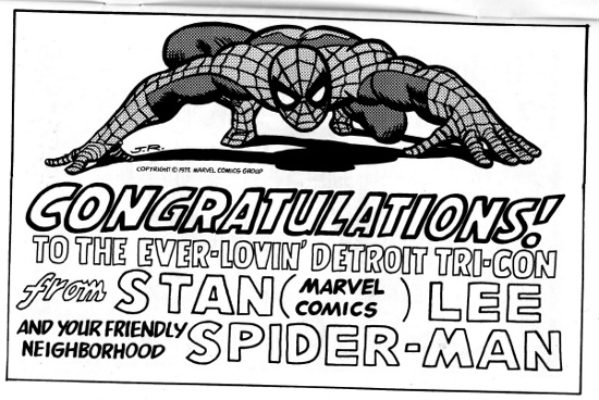 pg 22 1972 Detroit Tri Con Program