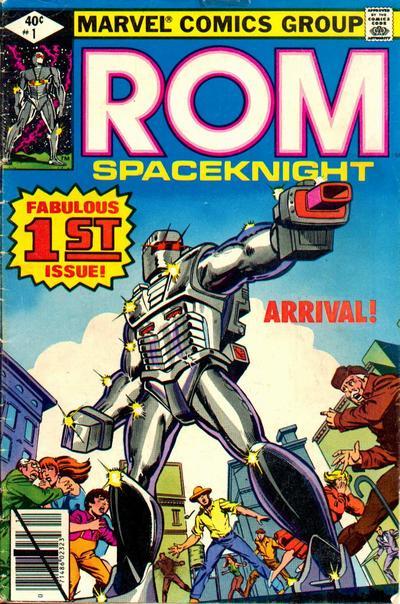Rom # 1 Dec. 1979