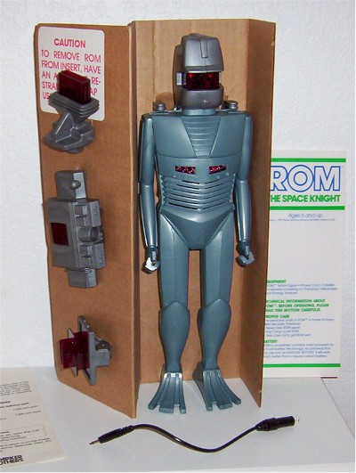 The Rom toy