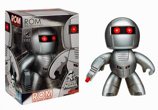 Rom Spaceknight from Mighty Muggs