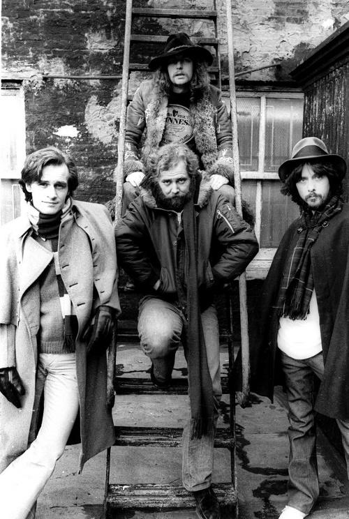 The  four Studio members