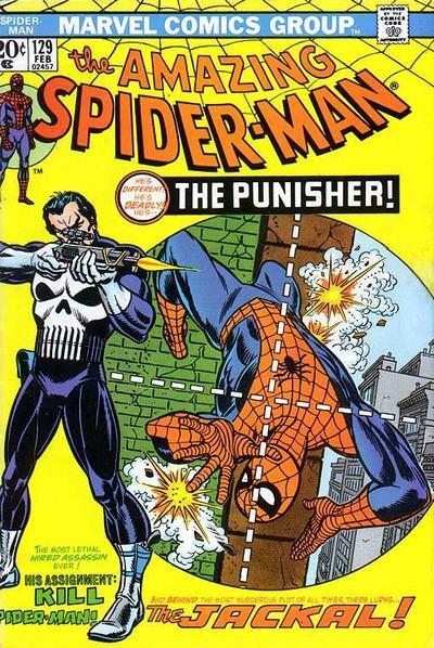 Amazing Spider-Man # 129   Feb. 1974