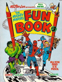 Marvel Fun Book # 3   July 1978