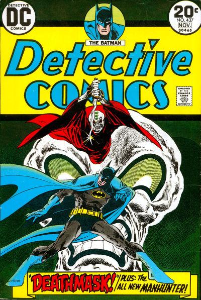 Detective Comics # 437   Nov 1973