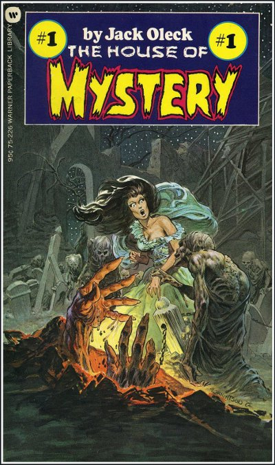 House of Mystery # 1   April 1973