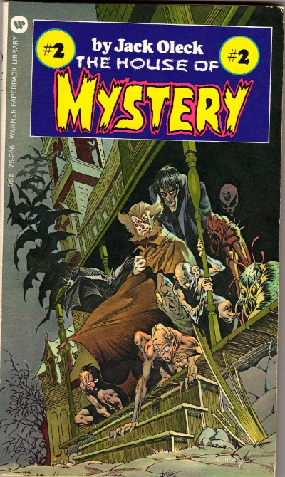 House of Mystery # 2   August 1973