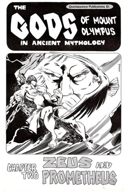 The Gods of Mount Olympus # 2
