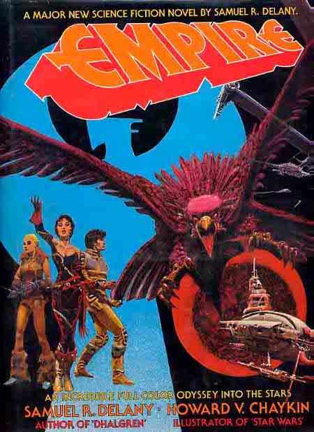 Empire by Delany & Chaykin   Oct 1978