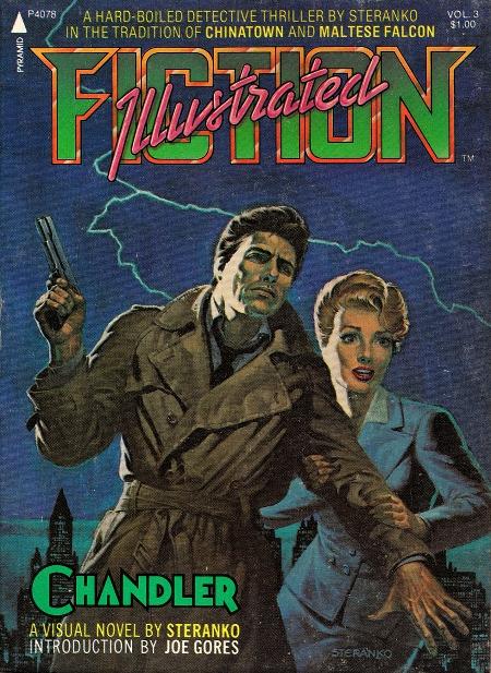 Fiction Illustrated vol 3