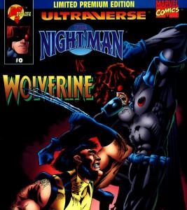 Night Man Wolverine #0 cover