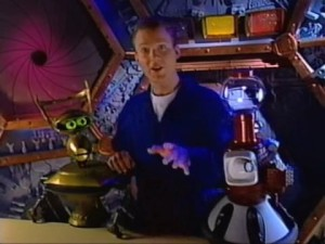 Mike and the 'bots.