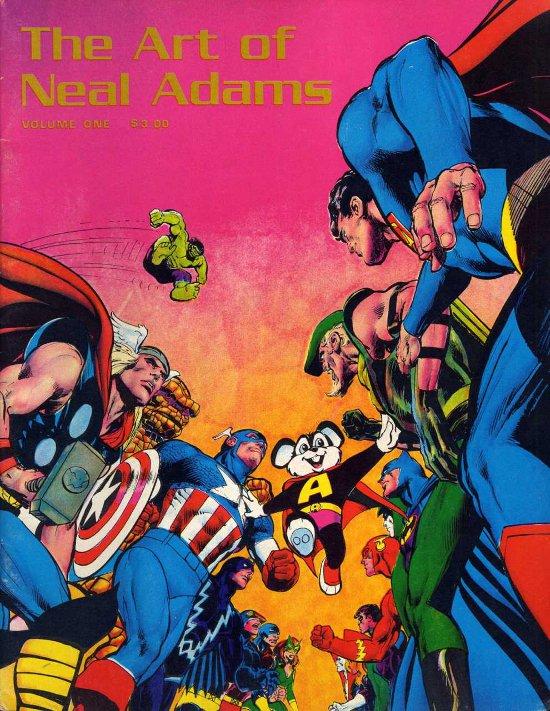 Art of Neal Adams Vol. 1   1975