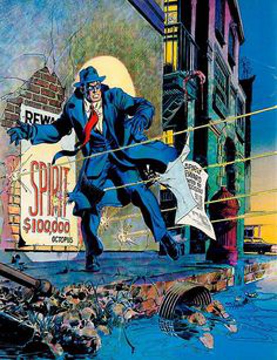 Back cover of The Art of Neal Adams Vol. 1