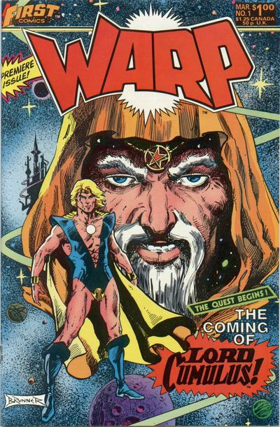 Warp # 1 March 1983