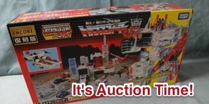 Transformers Auction