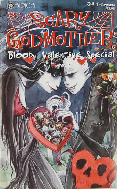 Scary Godmother Special 1998