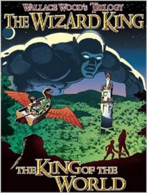 The Wizard King 2004 soft cover book