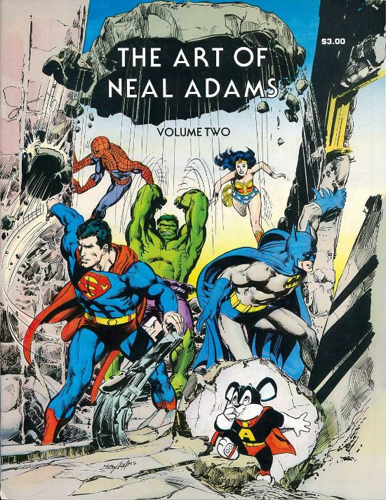The Art of Neal Adams Volume Two
