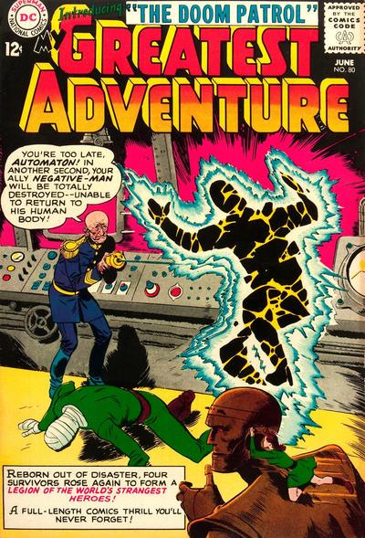 My Greatest Adventure # 80 June 1963