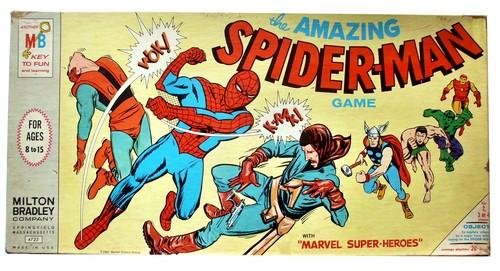 1967 Spider-Man box