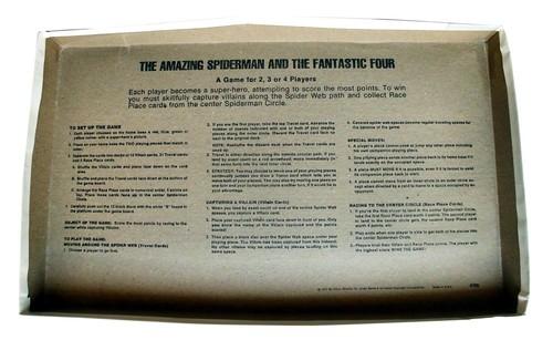 1977 Spidey-ff instructions