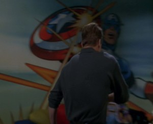 Also, I'm so jealous of that kid's bedroom wall and I bet you are too.
