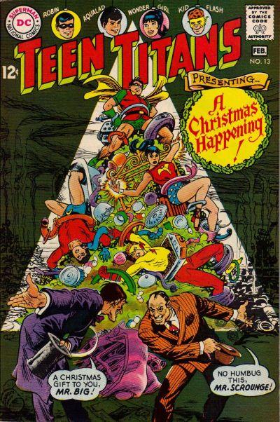 Teen Titans # 13