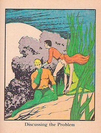 Aquaman BLB pg 157 art