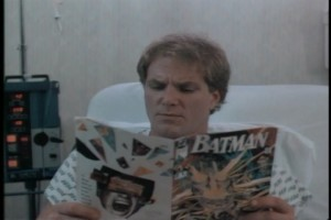 We can't fault Firehead's choice of reading material, though.