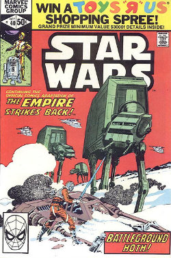 Star Wars # 40