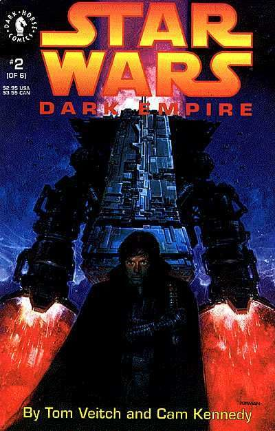 Star Wars Dark Empire # 2 02-92