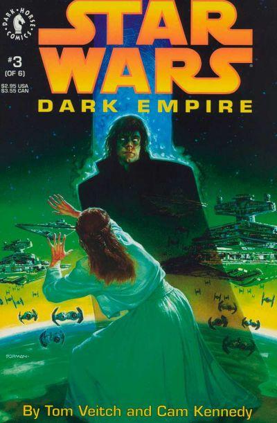 Star Wars Dark Empire # 3 04-92