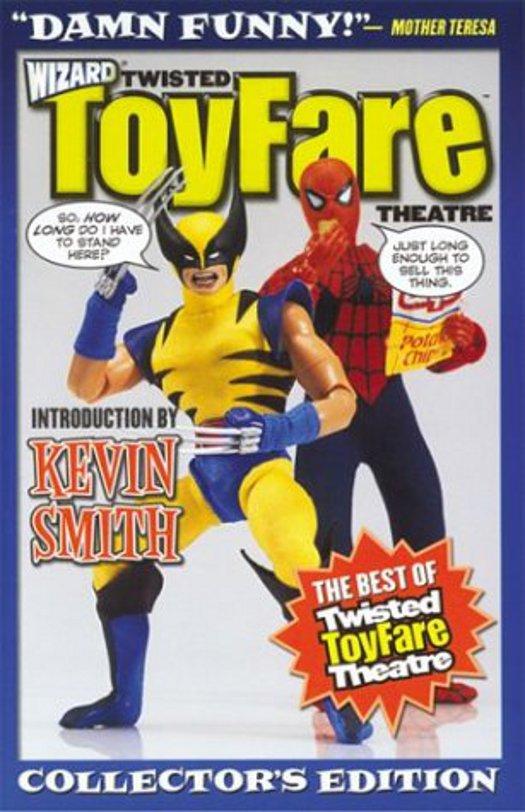 Twisted ToyFare Theatre Vol 1