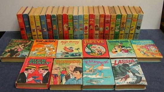 Whitman 2000 Big Little Books complete set