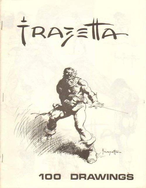 Frazetta 100 Drawings 1975