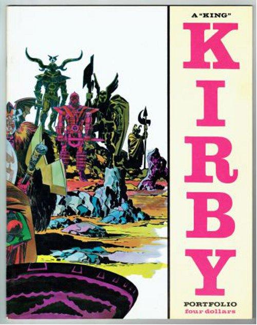 Kirby Unleashed, a King Kirby Portfolio 1971