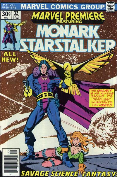 Marvel Premiere 32 Oct 1976