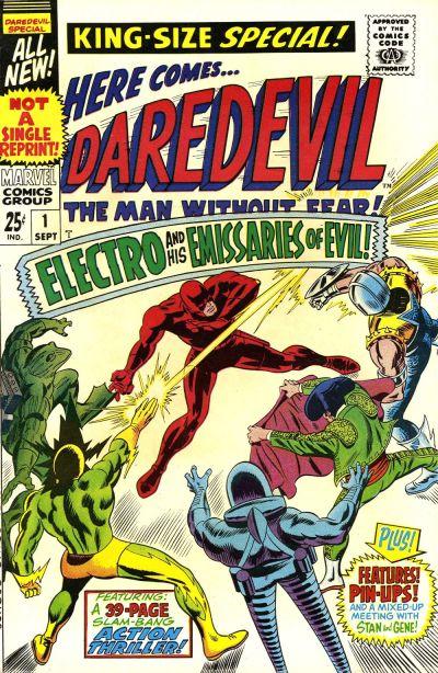 Daredevil King-Size Special # 1   Sept. 1967