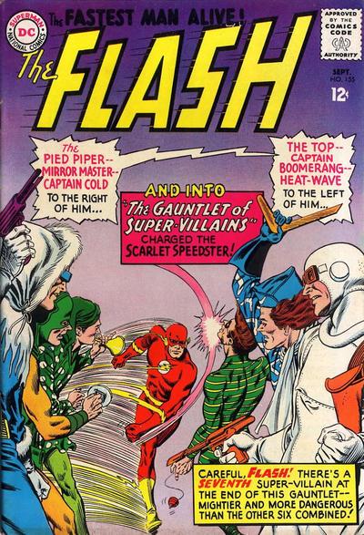 Flash # 155 September 1965