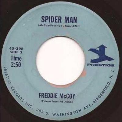 Freddie McCoy Single