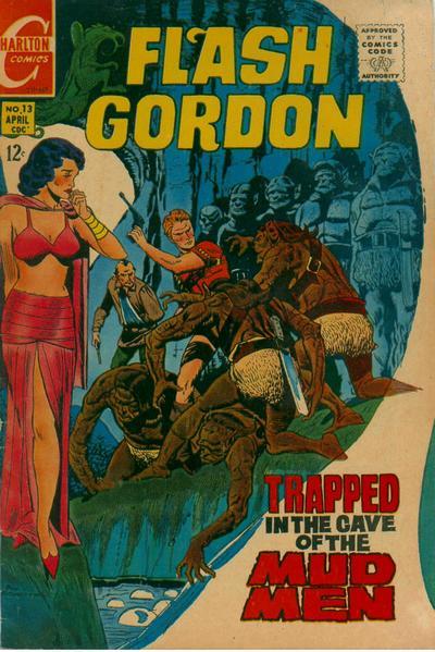 Flash Gordon # 13   April 1969