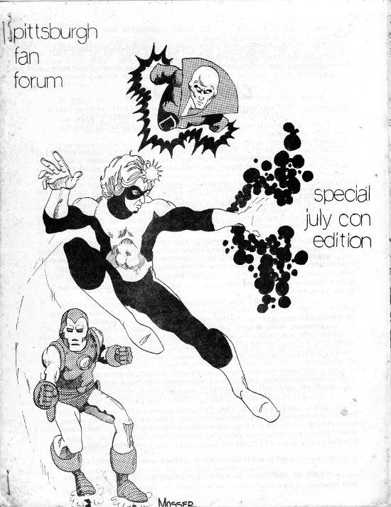 Pittsburgh Fan Forum # 9 July 1975